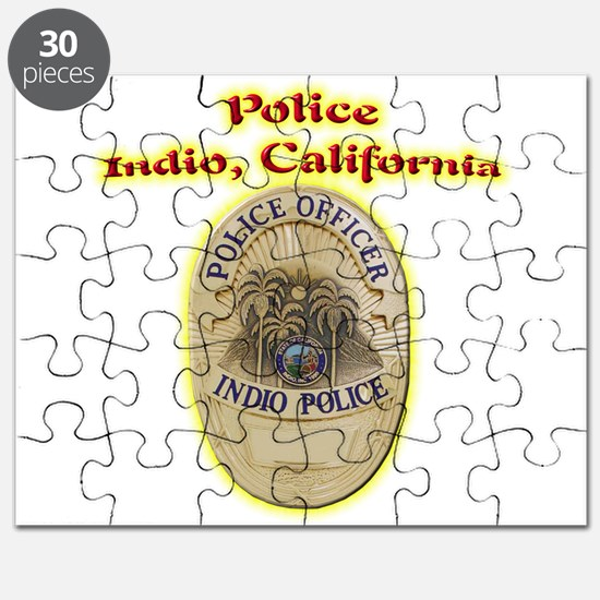 Indio Police Puzzle