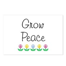Grow Peace Postcards (Package of 8)