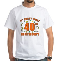 40th Party Time! Shirt