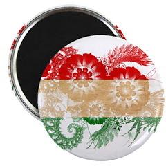 Hungary Flag 2.25