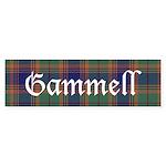 Tartan - Gammell Sticker (Bumper 50 pk)