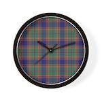 Tartan - Gammell Wall Clock