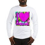 I (Heart) Condoms Long Sleeve T-Shirt