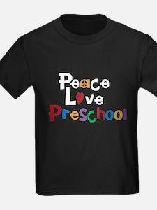 Peace, Love, Preschool T