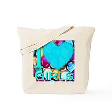 I (Heart) Condoms Tote Bag
