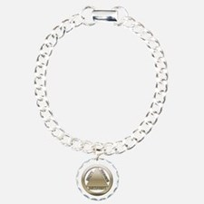 AA13 Charm Bracelet, One Charm