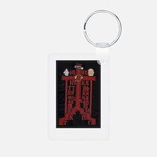 Cute Monastic Keychains