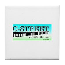 C-Street Ventura Tile Coaster