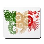 Italy Flag Mousepad