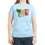 Italy Flag Women's Light T-Shirt