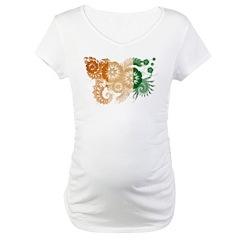 Ivory Coast Flag Shirt
