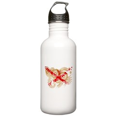 Jersey Flag Water Bottle