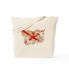 Jersey Flag Tote Bag