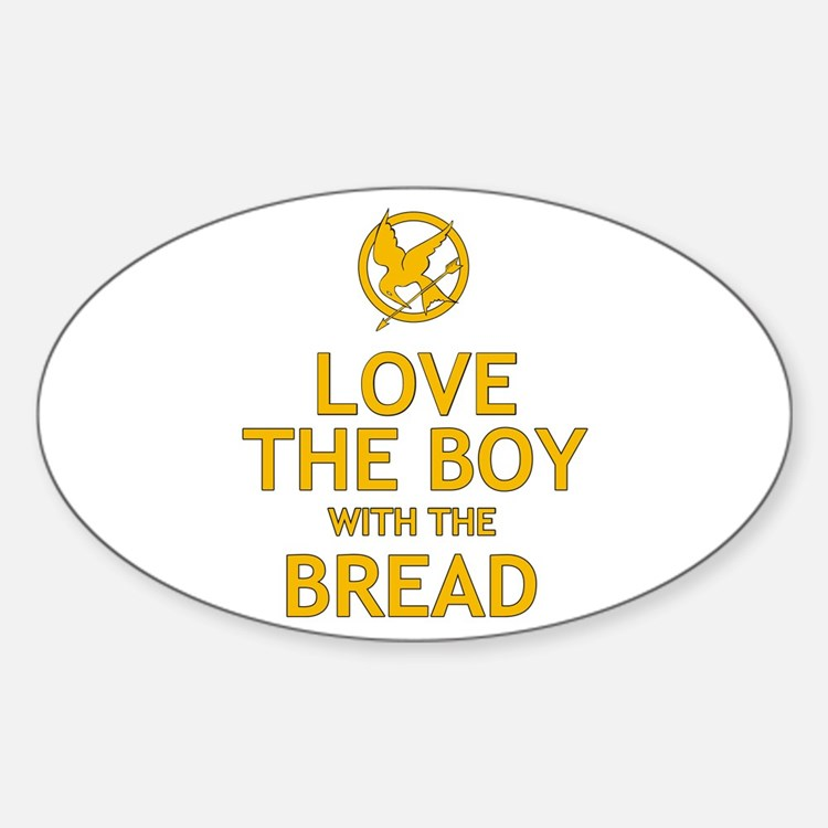 Love the Boy with the Bread Decal