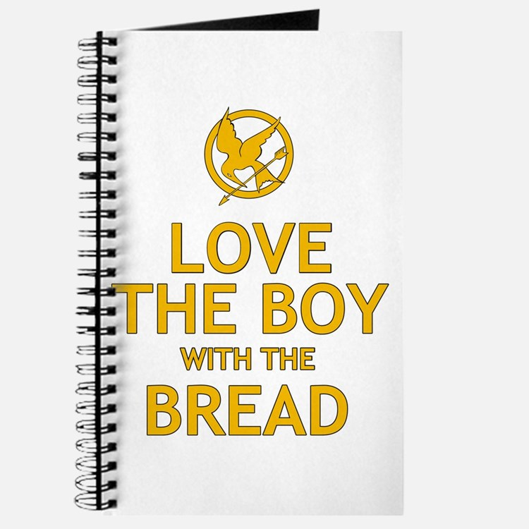 Love the Boy with the Bread Journal