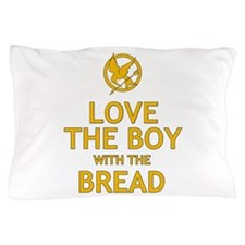 Love the Boy with the Bread Pillow Case