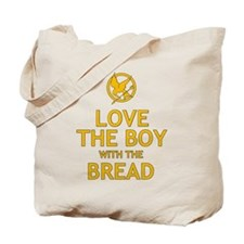 Love the Boy with the Bread Tote Bag