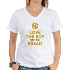 Love the Boy with the Bread Shirt