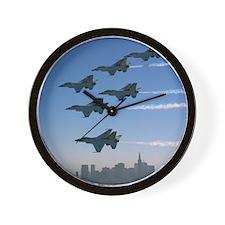 Thunderbirds San Francisco Wall Clock