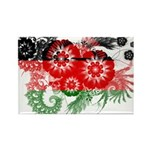 Malawi Flag Rectangle Magnet (10 pack)