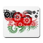 Malawi Flag Mousepad