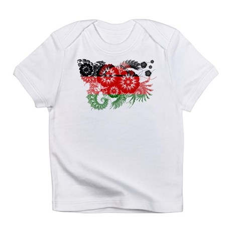 Malawi Flag Infant T-Shirt