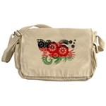 Malawi Flag Messenger Bag