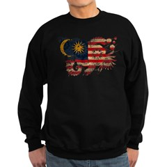 Malaysia Flag Sweatshirt