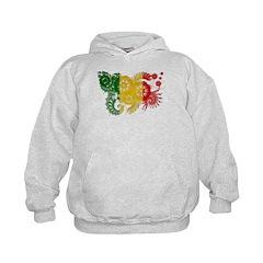 Mali Flag Hoodie