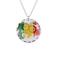 Mali Flag Necklace