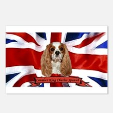 Cute British Postcards (Package of 8)