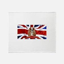 Unique British Throw Blanket