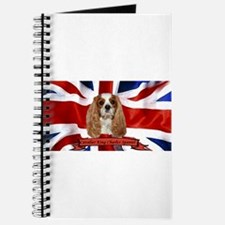 Unique British flag Journal