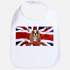 Unique British flag Bib