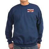 British Sweatshirt (dark)