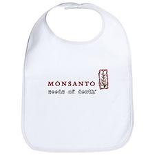 Monsanto: Seeds of Death Bib