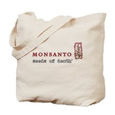 Monsanto: Seeds of Death Tote Bag