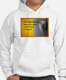Heaven doesn't want us Hoodie