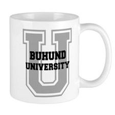 Buhund UNIVERSITY Mug