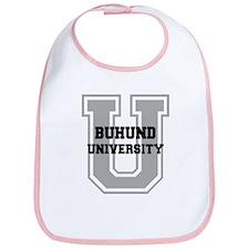 Buhund UNIVERSITY Bib