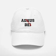 AGNUS DEI - LAMB OF GOD.png Baseball Baseball Cap