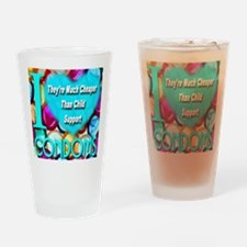 Why I (Heart) Condoms Drinking Glass