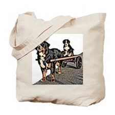 Back Seat Drafter Tote Bag