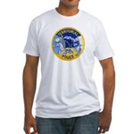 Alaska Territory Police Fitted T-Shirt