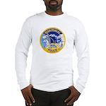 Alaska Territory Police Long Sleeve T-Shirt