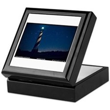 Hatteras Lighthouse. Keepsake Box
