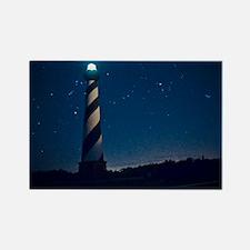 Hatteras Lighthouse. Rectangle Magnet