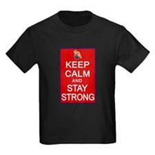 Womens Rights Keep Calm Stay Strong T