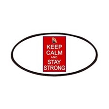 Womens Rights Keep Calm Stay Strong Patches