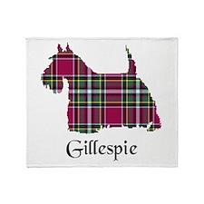Terrier - Gillespie Throw Blanket